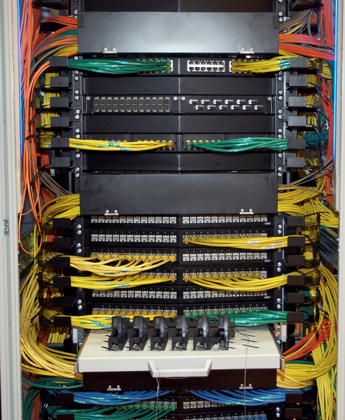 Vdi Communications Inc Structured Cabling Contact Us To Learn More About Our Wiring Services